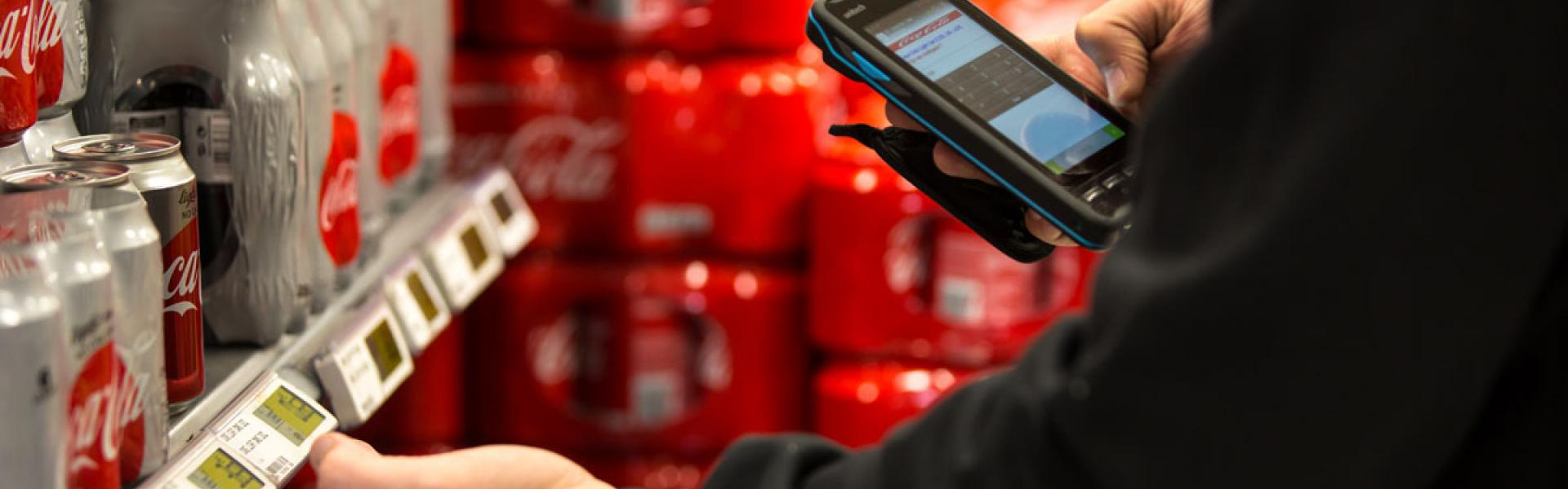 Data Collecting Coca Cola